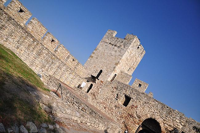Калемегдан. Башня крепости