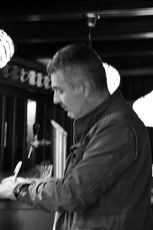 Le Petit Bar. Хозяин — Славко