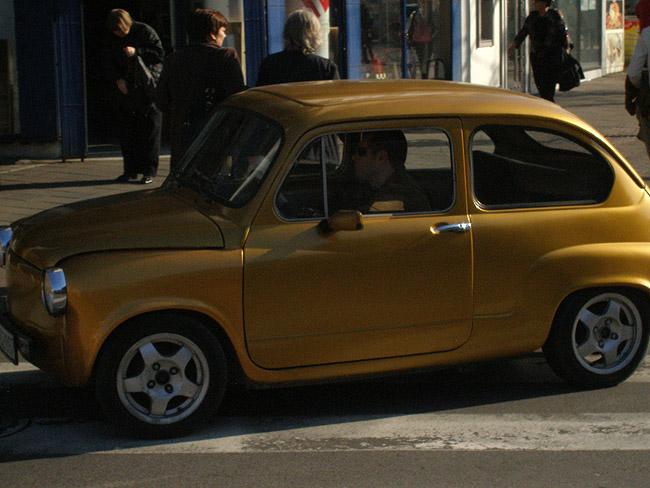 Легендарная Zastava 750, только тюнингованная