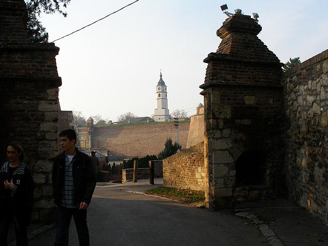 Калемегдан. Крепость