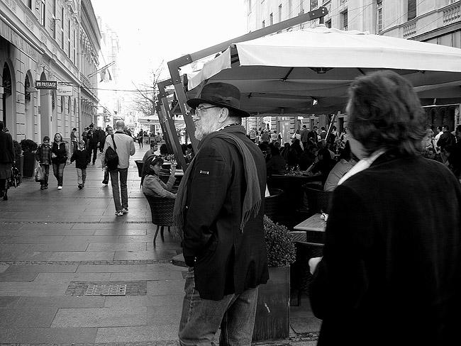 Белград — это люди. Фото