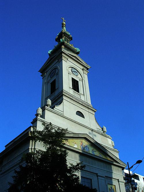 Колокольня Соборной церкви
