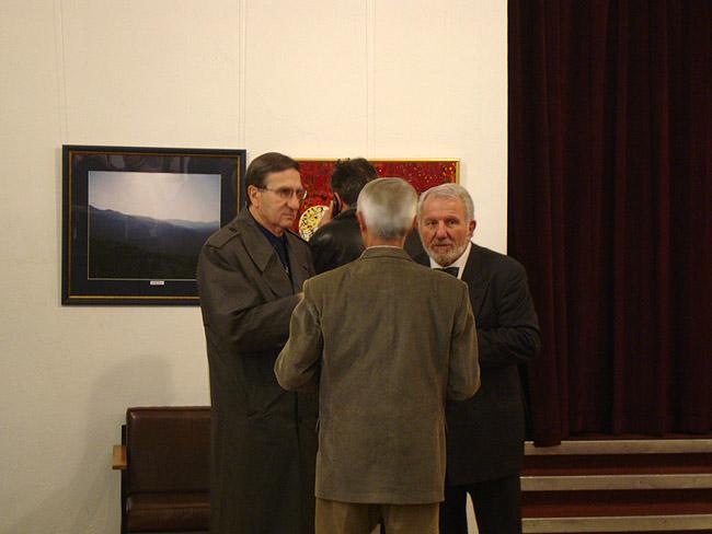 Русский дом в Белграде. Одно из событий — выставка картин сербских врачей