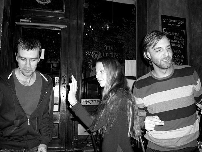 Rock'n'Roll вечер в Le Petit Bar. Танцы в самом разгаре