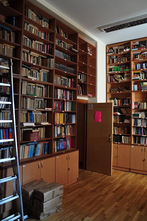 Математическая гимназия — библиотека