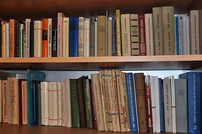 Математическая гимназия — пособия российских и советских авторов