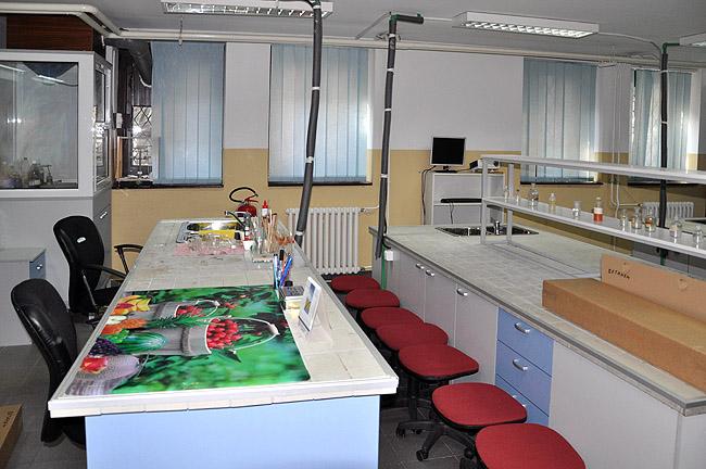 Математическая гимназия — кабинет химии