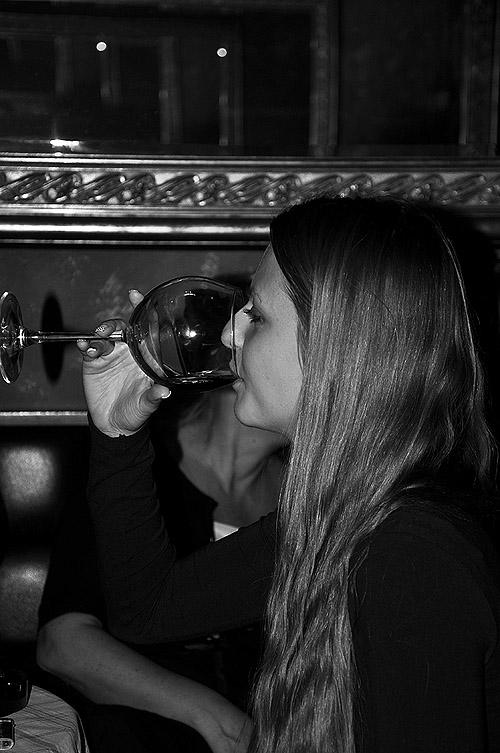 """Rock'n'Roll вечер в Le Petit Bar. """"Зажигалка"""" расслабляется"""