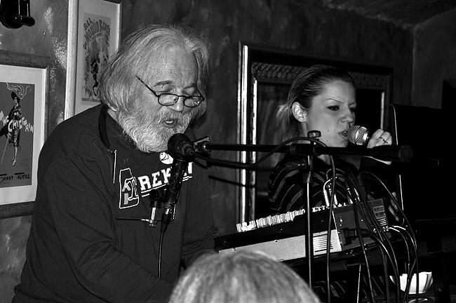 Rock'n'Roll вечер в Le Petit Bar. Исполнители