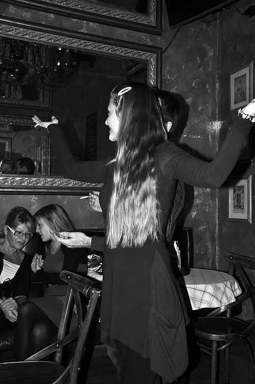"""Rock'n'Roll вечер в Le Petit Bar. Опять """"зажигалка"""" )"""