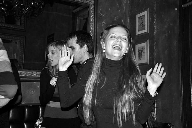 Rock'n'Roll вечер в Le Petit Bar. Опять танцы