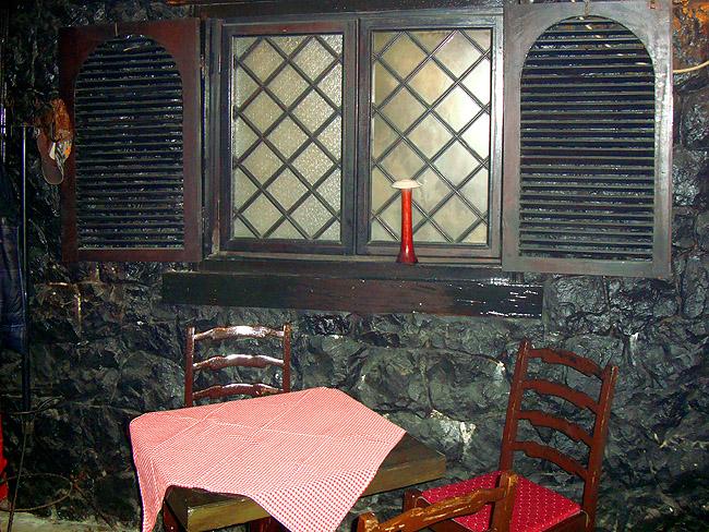 Ресторан Verona в Белграде — интерьер