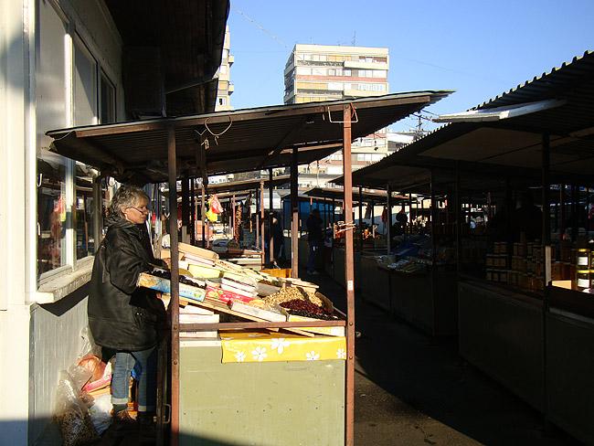 Рынок Каленичев в Белграде