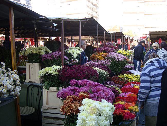 Рынок Каленичев венас в Белграде