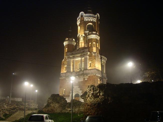 Земун. Средневековая башня кула.