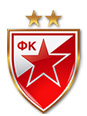 """Лого """"Црвена звезда"""""""