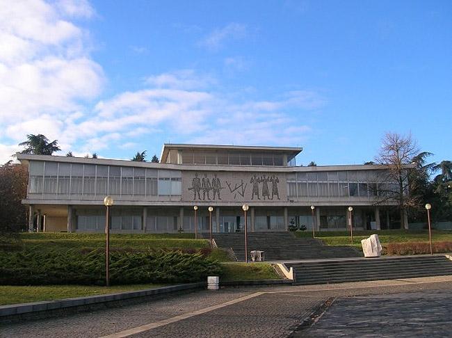 Музей истории Югославии. Музей 25 Мая