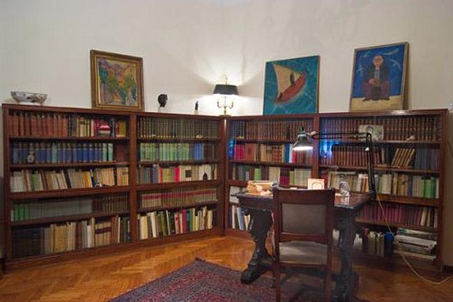 В Музее Иво Андрича