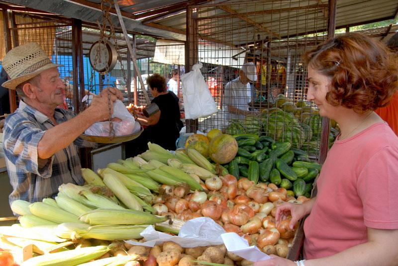 Рынок Сењак